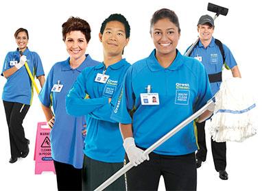 CrestClean Staff