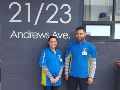 Mandip Kaur and Amardeep Singh have doubled the size of their business.