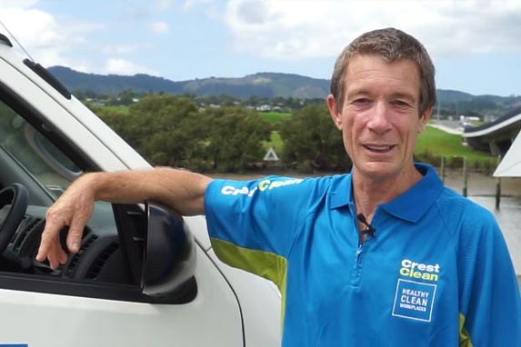 Franchisee Kevin Walker is a local Whangarei boy