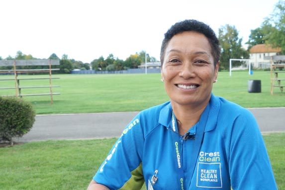 CrestClean franchisee Sophie Chase interview